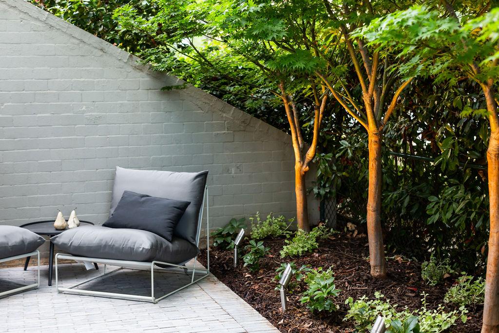 Forrest Courtyard